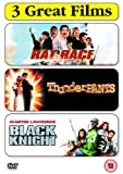 Rat Race/Thunderpants/Black Knight [DVD]