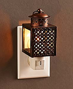 Decorative plug in nightlights