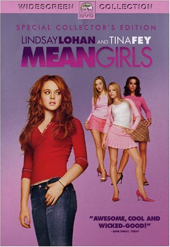 Cover art for  Mean Girls (Widescreen Edition)