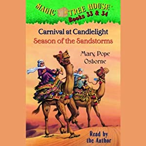 Magic Tree House: Books 33 & 34 | [Mary Pope Osborne]