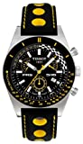 Tissot Men's PRS 516 Yellow/Black Chronograph Watch T91142851