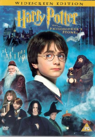 Harry Potter and the Philosopher's Stone (Two Disc Widescreen Edition) [DVD] [2001]