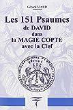 echange, troc Gérard Viaud - 151 psaumes de David magie copte