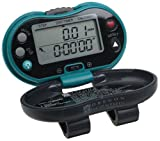 510HB5Y6B5L. SL160  Oregon Scientific PE316PM Pedometer (Step Counter) With PulseMeter: A User Review