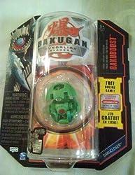 Bakugan Gundalian Invaders Bakuboost Green Ventus Hakapoid 820G [Toy]