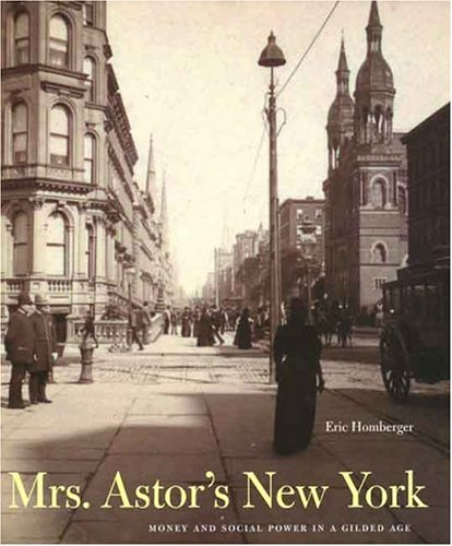 Mrs. Astor?s New York: Money and Social Power in a Gilded Age