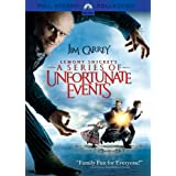 Lemony Snicket's a Series of Unfortunate Events (Full Screen Edition) ~ Jim Carrey
