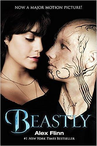 Ink Monster Book Review: BEASTLY by Alex Flinn - Ink Monster