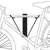 Acquista Supporto per Biciclette a Muro fino a 50 Kg Blu-Nero
