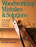 img - for Woodworking Mistakes & Solutions book / textbook / text book
