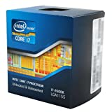 Intel Core i7-2600K 3.40 GHz Quad-Core Unlocked