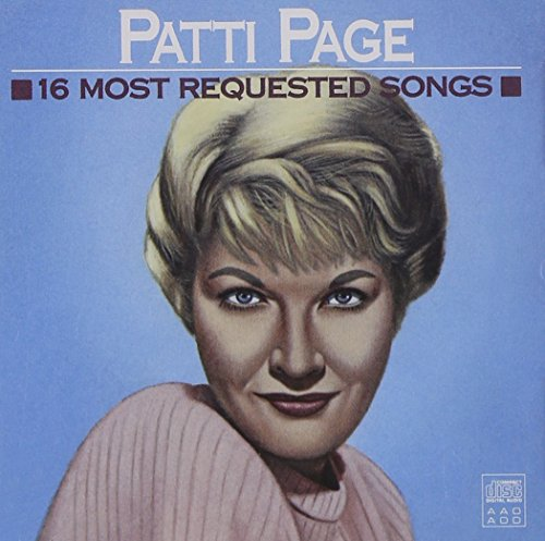 Patti Page - Patti Page - 16 Most Requested Songs - Cd - Lyrics2You