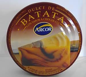 Arcor Dulce de Batata con sabor a Chocolate (Pack of 4)