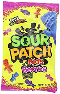 Sour Patch Berries Sweets product reviews - dooyoocouk