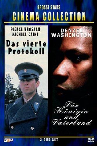 Das Vierte Protokoll / Für Königin und Vaterland [2 DVDs]