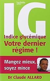 IG, indice glycémique