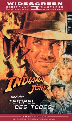 Indiana Jones und der Tempel des Todes (THX/WS) [VHS]