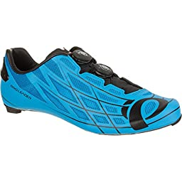 Pearl Izumi P.R.O. Leader III Limited Edition Shoes Electric Blue/Black, 42.0 - Men\'s
