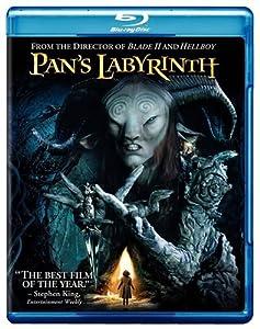 Pan's Labyrinth  [Blu-ray] (Version française)