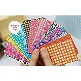 20 PCS Vivid Color Pattern Films Sticker For FujiFilm Instax Mini 8 7s 25 50s