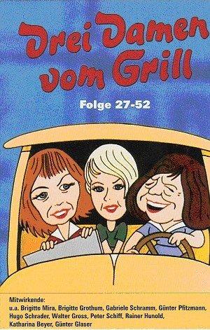 Drei Damen vom Grill - Box 2, Folge 27-52 (6 DVDs)