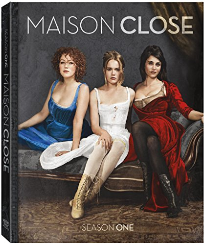 Maison Close: Season 1 [Blu-ray]