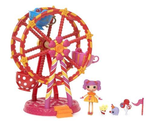 Mini Lalaloopsy - Peanut's Spinning Ferris Wheel