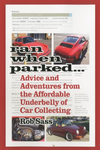 Ran When Parked: Advice and Adventures from the Affordable Underbelly of Car Collecting