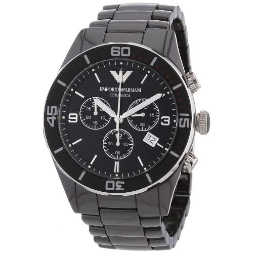 Emporio Armani Gents Chronograph Watch