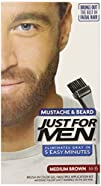 Just for Men Mustache and Beard Color…
