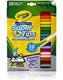 Crayola 20 Ct Washable Super Tip Markers