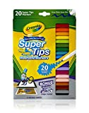Crayola 20 Ct Super Tips Washable Markers(Discontinued by manufacturer)