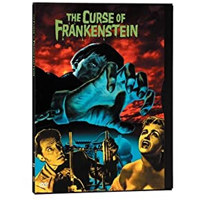 Click to buy Scariest Movies of All Time: The Curse of Frankenstein from Amazon!