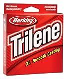 Trilene XL Smooth Casting Filler Spools - Clear -6 lb. test