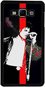 PrintVisa Case Cover for Samsung Galaxy A7 (D7882 Music Michael)