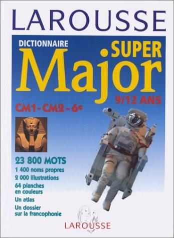 dictionnaire-super-major