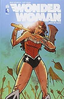 Wonder Woman, Tome 1 : Liens de sang par Azzarello