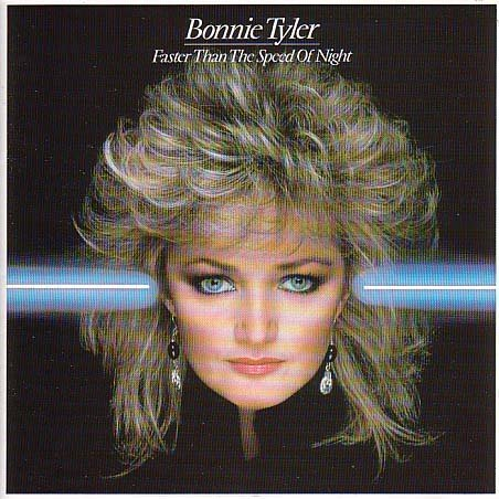 Bonnie Tyler - Faster Than The Speed Of Night [uk-import] - Zortam Music