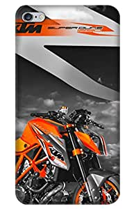 iessential bike Designer Printed Back Case Cover for Apple iPhone 6 Plus