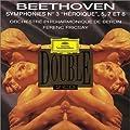 Coffret 2 CD : Symphonies nos 3 H�ro�que, 5, 7 & 8