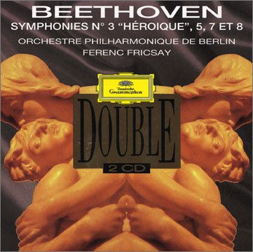 Favorite Incomplete Beethoven Symphony Cycle