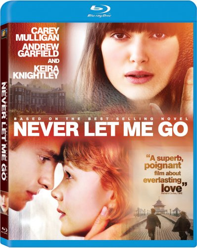 Never Let Me Go Blu-ray