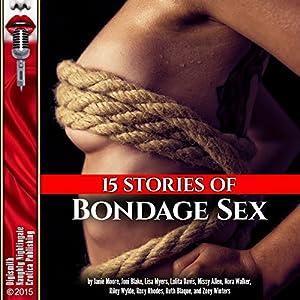 15 Stories of Bondage Sex Audiobook