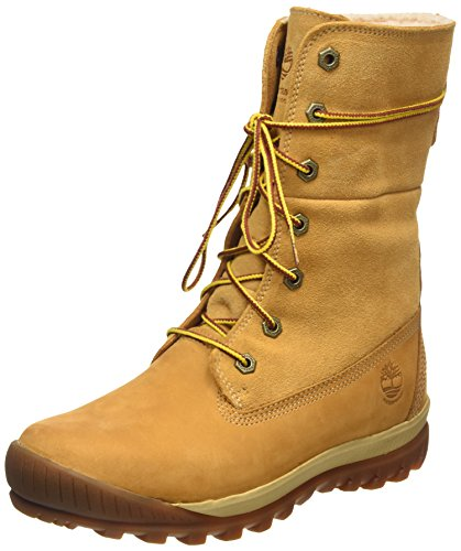 timberland-mount-holly-ftw-woodhaven-fleece-roll-down-wp-ins-botas-de-cuero-para-mujer-color-marron-