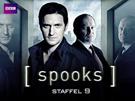 Spooks - Staffel 9