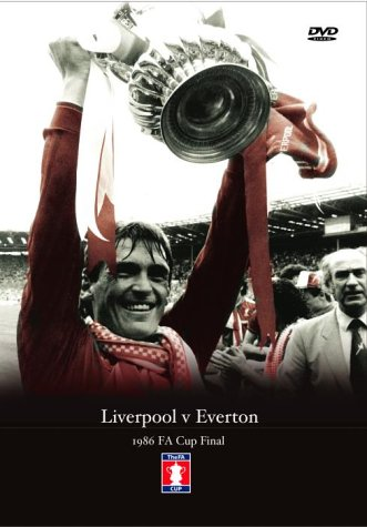 1986 FA Cup Final Liverpool FC v Everton [DVD]