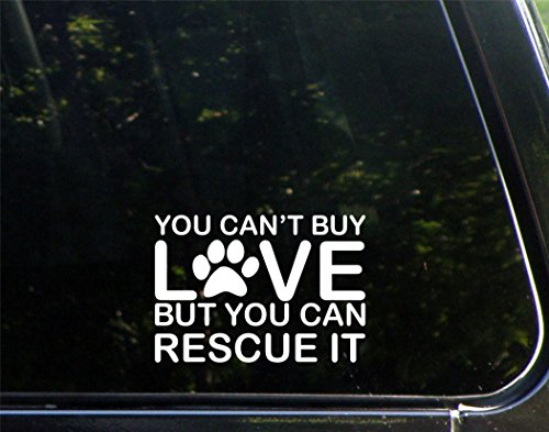 You Can't Buy Love But You Can Rescue It (5