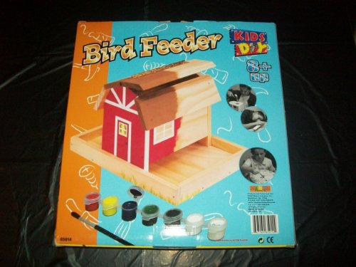 Image of Kid DIY Do it yourself Bird feeder (B0047JLWX4)