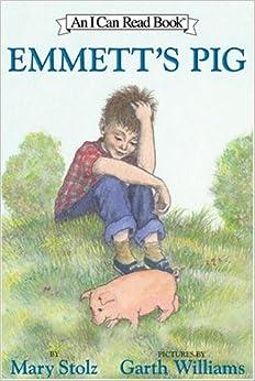 http://www.amazon.com/Emmetts-Pig-Can-Read-Book/dp/0060597127/ref=sr_1_4?ie=UTF8&qid=1398380779&sr=8-4&keywords=emmett%27s+pig