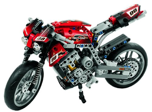 lego technic 8051 motorrad neu review kaufen 2018. Black Bedroom Furniture Sets. Home Design Ideas